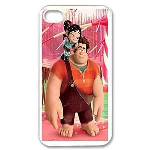 iPhone 4,4S Csaes phone Case Wreck it ralph PHW92862
