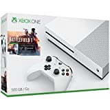 Xbox One S 1TB Console- Battlefield 1 Bundle