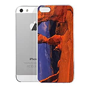 Light weight with strong PC plastic case for iPhone iphone 6 4.7 Art Photography National Parks Arches National Park