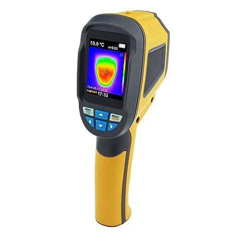 Imágenes térmicas infrarrojas Luz Visible Cámara termográfica (IR) con resolución IR 3600 píxeles,