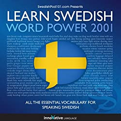 Learn Swedish - Word Power 2001