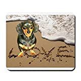 CafePress - Love - Non-slip Rubber Mousepad, Gaming - Best Reviews Guide