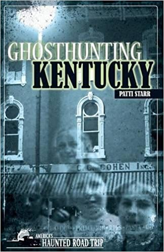 43244eb62cc Ghosthunting Kentucky (America s Haunted Road Trip) Paperback – September  14