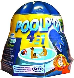 Gre 08013A - Poolpo para piscinas 10-20 m3 (tratamiento todo en