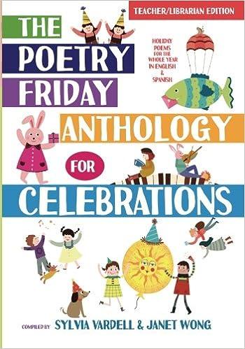 Amazon.com: The Poetry Friday Anthology for Celebrations: Holiday ...