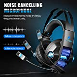 Gaming Headset for PS4, PS5, PC, Nintendo