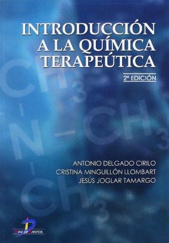 Descargar Libro Introducción A La Química Terapéutica. Antonio Delgado Cirilo
