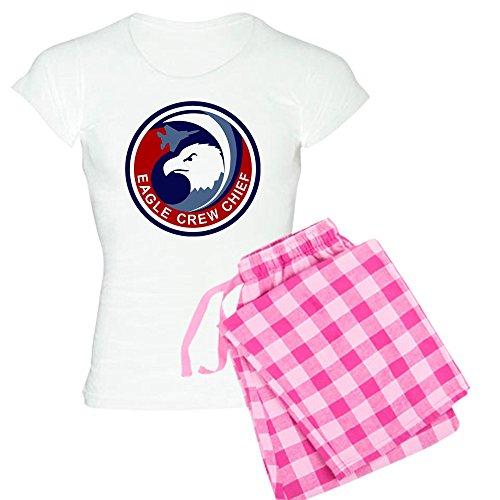 CafePress F-15 Eagle - Womens Novelty Cotton Pajama Set, Comfortable PJ Sleepwear - Set F15 Eagle