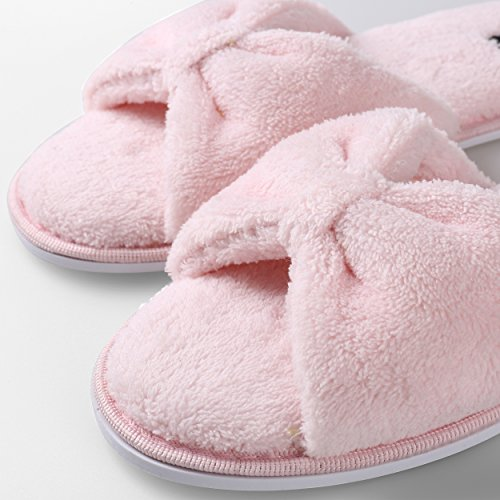 Spa Thong Love Pink Magenta Home Women's Slipper Aerusi Splash Heart Bedroom fBnqI