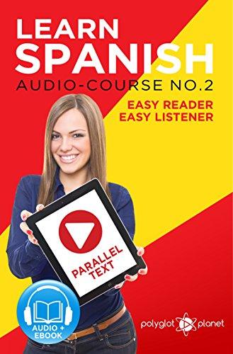 Learn spanish easy reader easy listener parallel text spanish learn spanish easy reader easy listener parallel text spanish audio course no fandeluxe Gallery