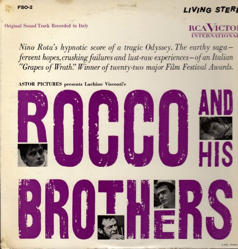 rocco and his brothers LP