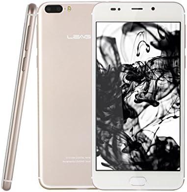 LEAGOO M7 - Doble Cámara Smartphone Libre 3G de 5.5 (Android 7.0 ...