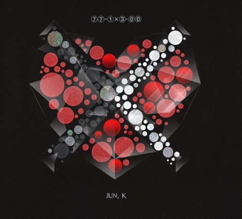 2PM JUN.K [77-1X3-00] Special Album CD+Photobook+Tracking Number K-POP SEALED