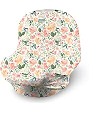 tzy Ritzy Mom Boss 4-in-1 Multi-Use Nursing Car Seat Cover and Infinity Scarf