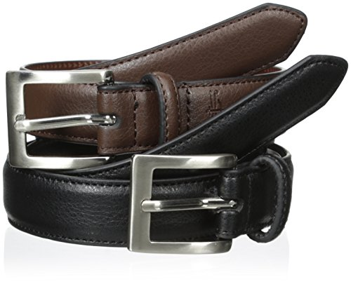 dockers-boys-2-for-1-feather-edge-boys-belts-black-brown-large