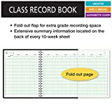 Class Record Book for up to 10 Weeks. 50