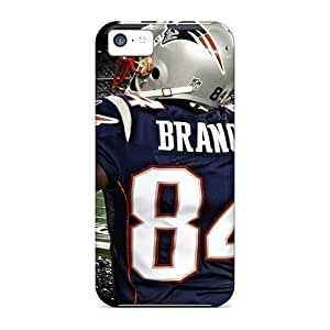 Tpu Fashionable Design New England Patriots 10 Rugged Case Cover For Ipod Touch 4 Cover New
