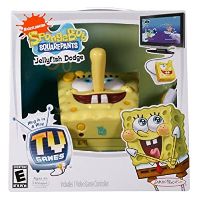 Spongebob TV Game