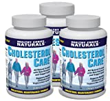 Cheap Cholesterol Care Supplement – All Natural Formula (3 bottles/180 Tablets)