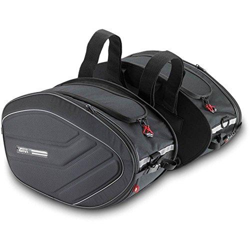 Givi EA100B 40 Liter Easy Range Saddlebags - Pair
