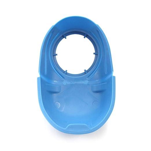 Skoda 5K0955485 Tapa de cierre Embudo Depósito de agua de limpieza Ayuda de llenado Limpiaparabrisas tapón de rosca Embudo Original Accesorios