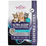 Trouble and Trix Clumping Baking Soda Cat Litter 15 Litre,