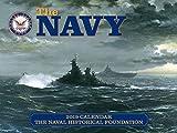 Navy 2019 Calendar