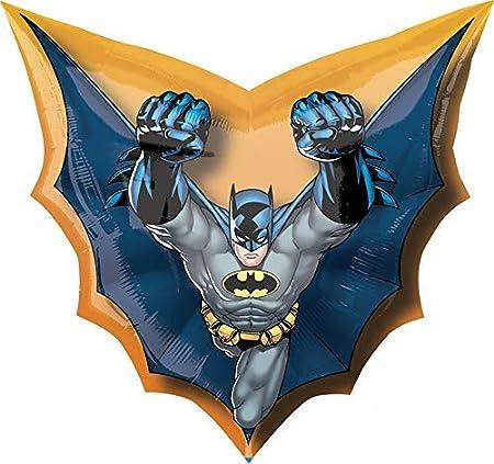 Amazon.com: Mayflower Products Batman - Máscara de bate y ...