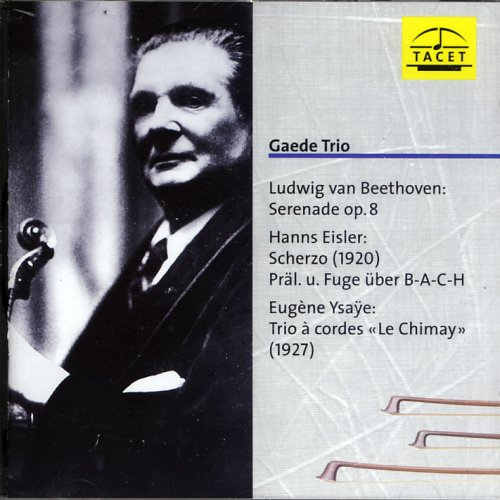 gaede-trio-plays-beethoven-serenade-op8-eisler-scherzo-prelude-fugue-on-b-a-c-h-and-ysaye-string-tri