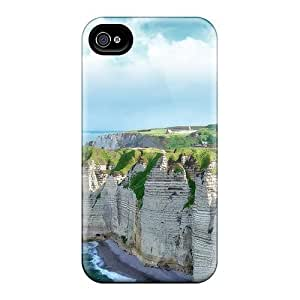 Awesome Case Cover/iphone 4/4s Defender Case Cover(sea Edge)