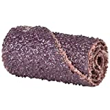 100 Pk - Standard Abrasives 33782 3/16''X1''X3/32''80X Cartridge Roll 702193 // 7100092268