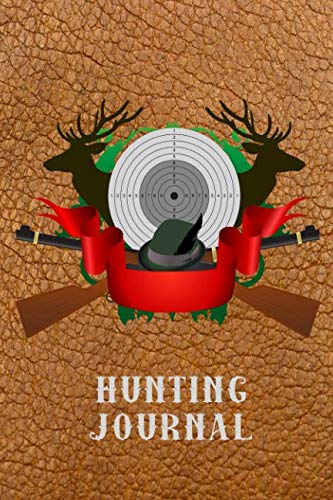 Hunting Journal: Compact hunting journal for all your hunt records - Deer in ()