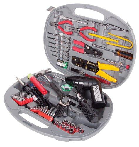 Manhattan Technician Tool Kit, 145 Pieces (530217) (Best Pc Optimization Tool)