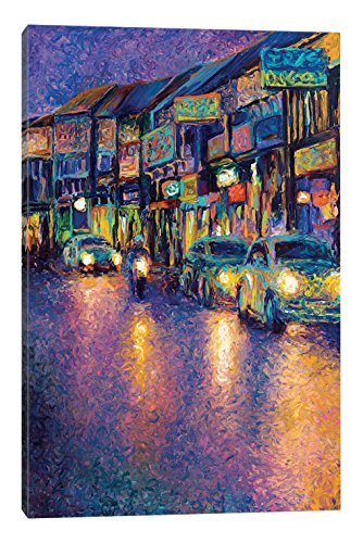 iCanvasART My Thai Headlights Canvas Print by Iris Scott, 40'' x 1.5'' x 26'' by iCanvasART