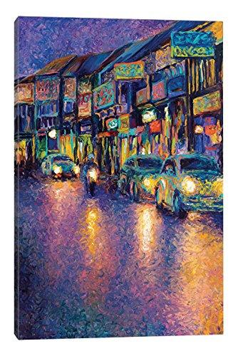 iCanvasART My Thai Headlights Canvas Print by Iris Scott, 40'' x 1.5'' x 26''