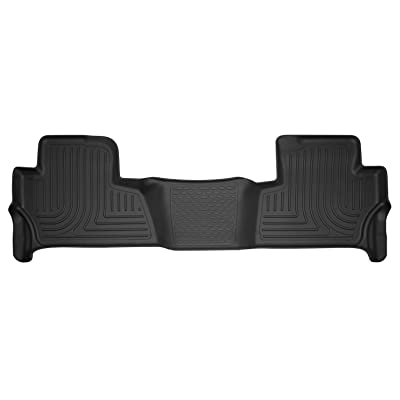 Husky Liners Fits 2015-20 Chevrolet Tahoe, 2015-20 GMC Yukon X-act Contour 2nd Seat Floor Mat: Automotive