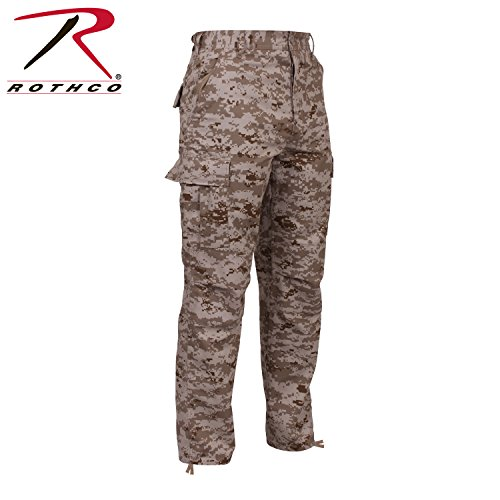 Rothco Bdu Pant - Desert Digital - 3X-Largel by Rothco