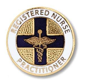 Prestige Medical Emblem Pin, Registered Nurse Practitioner