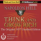 img - for Think and Grow Rich (1937 Edition): The Original 1937 Unedited Edition book / textbook / text book