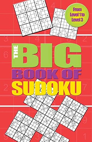 Big Book Sudoku Parragon Books product image