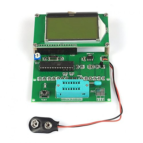 Yosoo Display Transistor Cymometer Generator