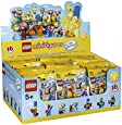 LEGO Minifigures 6100812 - Minifigure Simpson, Serie 2015IP v/29, Box con 60 Bustine