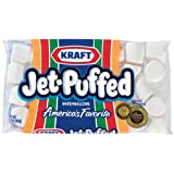 Jet-Puffed Marshmallows, 10-Ounce Bags (Pack of 24)