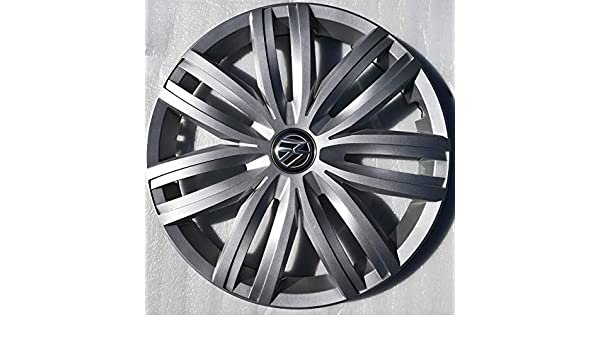 Volkswagen Orig. 4stk. Tapacubos Tapacubos Tapacubos 16 Caddy touran: Amazon.es: Coche y moto