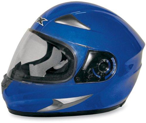 AFX FX-90 Solid Full Face Helmet Blue XS