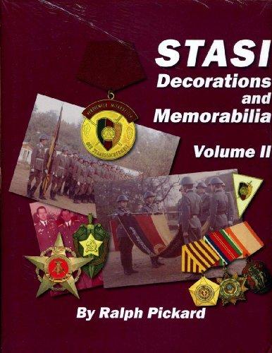 STASI Decorations and Memorabilia, Volume 2