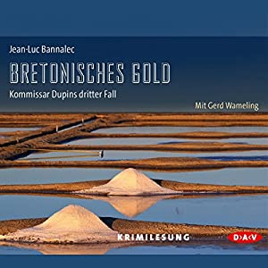 Bretonisches Gold (Kommissar Dupin 3) | Livre audio