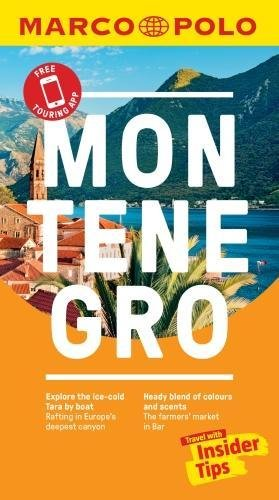 Montenegro Marco Polo Pocket Guide (Marco Polo Guide)