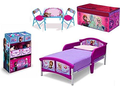 Delta Children Disney Frozen Room-in-a-Box by Delta