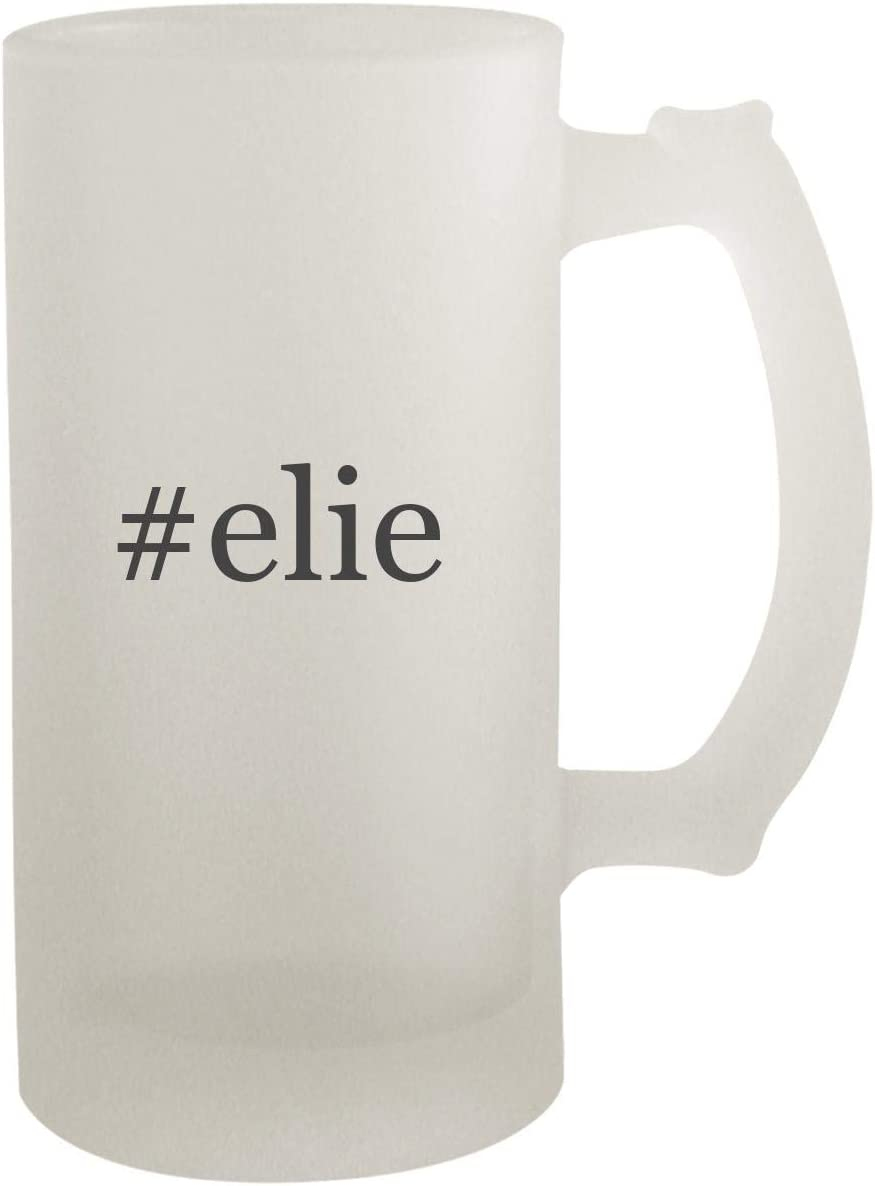 #elie - Frosted Glass 16oz Beer Stein 512mWTv9VkL